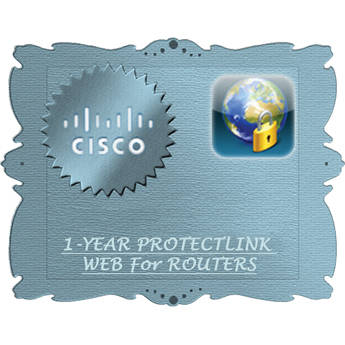 Cisco ProtectLink Unlimited Web Threat plus URL Filtering 1 Year (eDelivery)