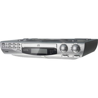 Coby KCD150 Under-The-Cabinet CD Player