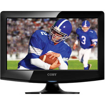 "Coby LEDTV1526 15"" Widescreen LED HDTV"