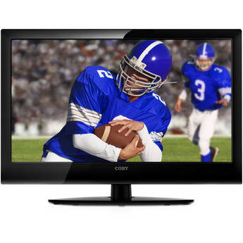 "Coby LEDTV1926 19"" Widescreen LED HDTV"