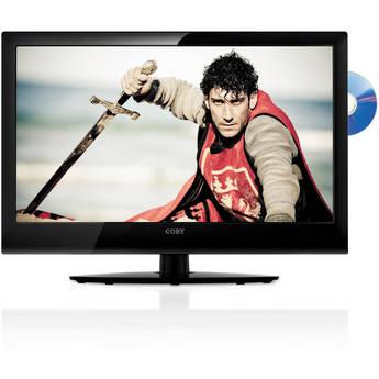 "Coby LEDVD2396 23"" HDTV w/ DVD Player"