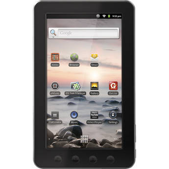 "Coby 4GB Kyros MID7012 7"" Tablet"