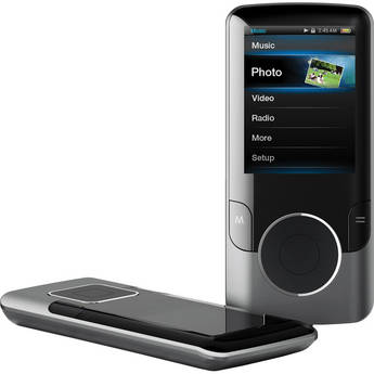Coby MP707 MP3 Player (Black)