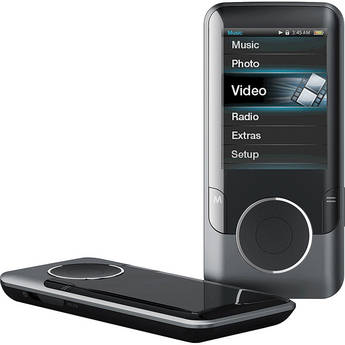 Coby MP727 MP3 Player