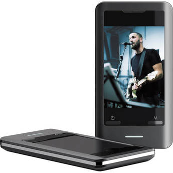 "Coby MP827 2.8"" Touchscreen Video MP3 Player with Speaker"