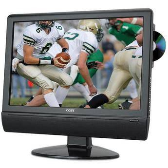 "Coby TFDVD1973 19"" LCD TV/DVD Combo"