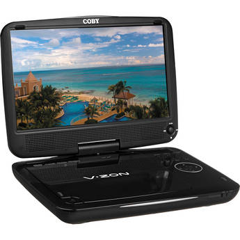 Coby TFDVD9109 Portable DVD Player