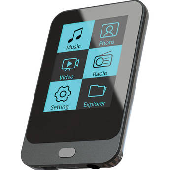 Coby 4GB MP820 Video MP4 Player