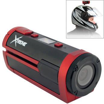 Coleman Xtreme Sport Waterproof HD Helmet Camera (Red)