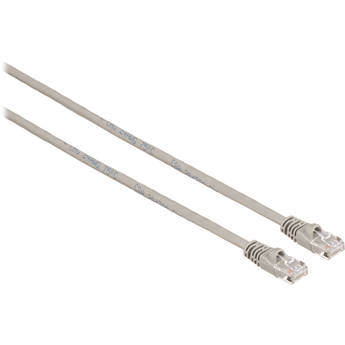 Comprehensive Cat5e 350 MHz Snagless Patch Cable (100', Gray)