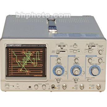 Compuvideo SVR-1100SDIPA Waveform and Vectorscope, SDI, PAL