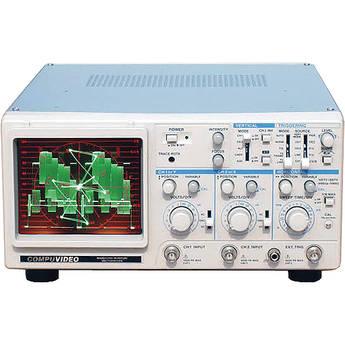 Compuvideo SVR-1100CBA Dual Channel Waveform and Vectorscope