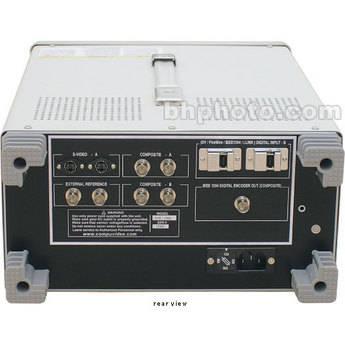 Compuvideo SVR-1394 DV Waveform and Vectorscope