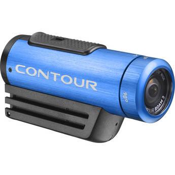 Contour ContourROAM2 Action Camera (Blue)
