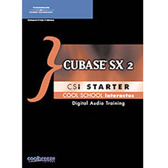 Cool Breeze CD-Rom: Cubase SX 3 CSi Starter