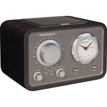 Crosley Radio CR3005A Duet Radio (Black)