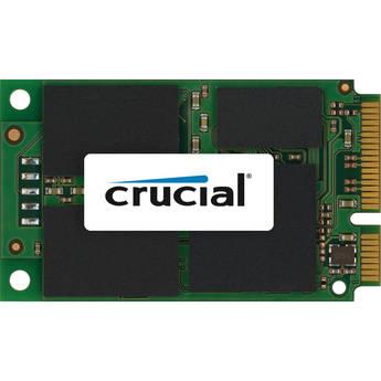 Crucial 256GB m4 mSATA 6Gb/s Solid State Drive