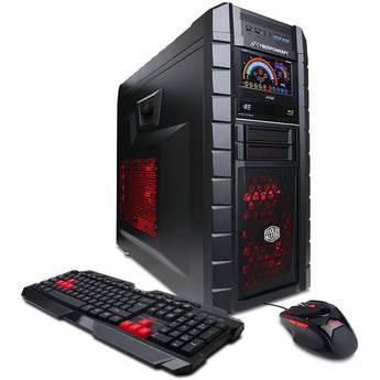 CyberpowerPC Gamer Aqua GLC2200 Gaming Desktop Computer
