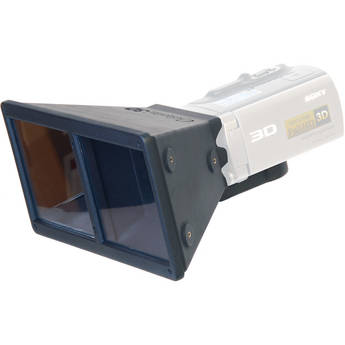 Cyclopital3D Stereo Base Extender for Sony HDR-TD10 & HXRNX3D1U 3D Camcorders