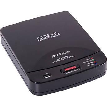 DJ-Tech CD Encoder 5