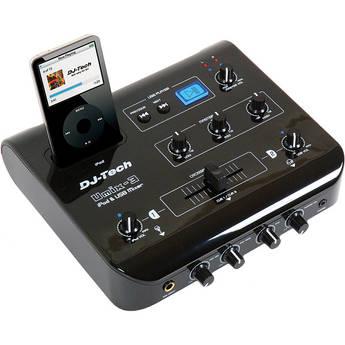 DJ-Tech uMix-3 iPod & USB Player Mixer
