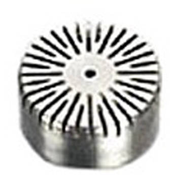 DPA Microphones Nearfield Frequency Altering Grid for DPA 4003, 4006, 3503, 3506, 4051, 4052 and 4053 Microphones (Silver)