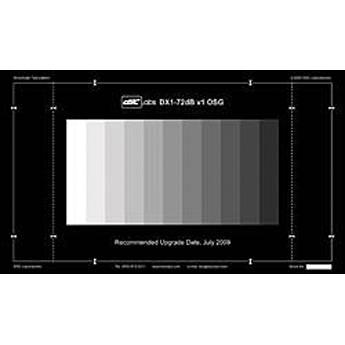 DSC Labs 72-dB 13-Step GrayScale (Combi Chart)