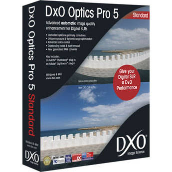 DXO Optics Pro 5 Standard