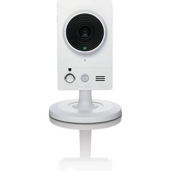 D-Link DCS-2210 Full HD Cube IP Camera