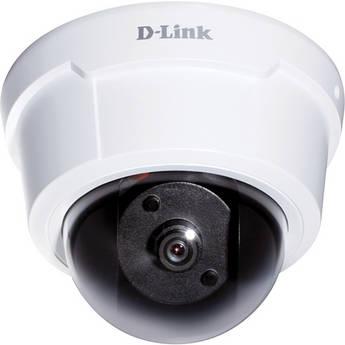 D-Link DCS-6112V Full HD Vandal-Proof Fixed Dome Network Camera