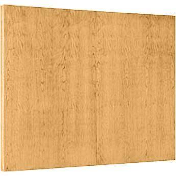 "Da-Lite Lexington Conference Cabinet 48 x 48"" (Medium Oak)"