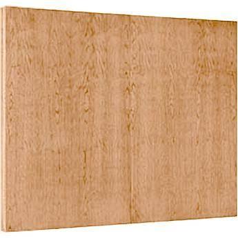 "Da-Lite Lexington Conference Cabinet 60 x 48"" (Light Oak)"