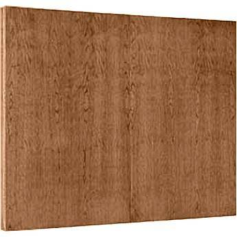 "Da-Lite Lexington Conference Cabinet 60 x 48"" (Natural Walnut)"