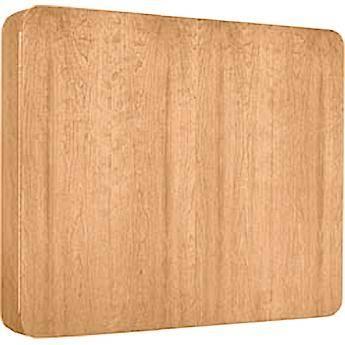 """Da-Lite Concord Conference Cabinet 60 x 48"""" (Light Oak)"""