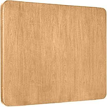 "Da-Lite Cambridge Conference Cabinet 48 x 48"" (Light Oak)"