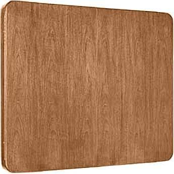 """Da-Lite Cambridge Conference Cabinet 48 x 48"""" ( Natural Walnut)"""