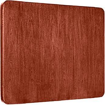 "Da-Lite Cambridge Conference Cabinet 48 x 48"" (Mahogany)"