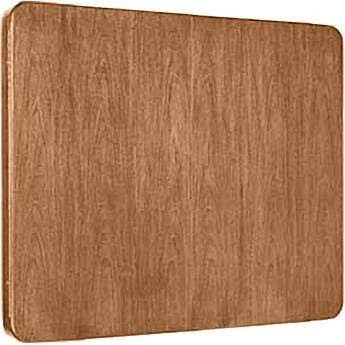 "Da-Lite Cambridge Conference Cabinet 60 x 48"" (Natural Walnut)"