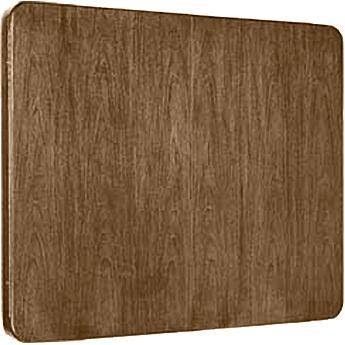 "Da-Lite Cambridge Conference Cabinet 60 x 48"" (Heritage Walnut)"