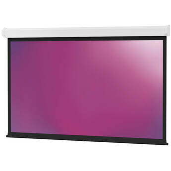 "Da-Lite 77290 Model C Manual Projection Screen (105 x 140"")"