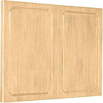 "Da-Lite Hamilton Conference Cabinet 48 x 48"" (Honey Maple)"