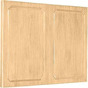 """Da-Lite Hamilton Conference Cabinet 60 x 48"""" (Honey Maple)"""