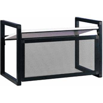 """Da-Lite Desk Euro Lectern - Table Lectern w/ a Perforated Front Panel - 25 x 16"""""""