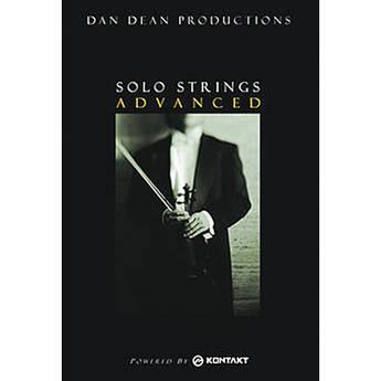 Dan Dean Dan Dean Solo Strings Advanced (DDSSA) - Virtual Strings