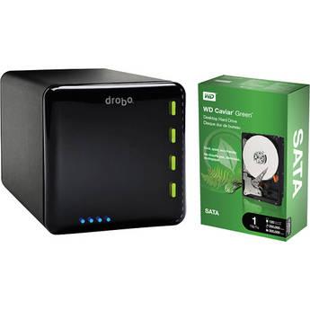 Drobo 2TB Drobo 4-Bay Storage Array