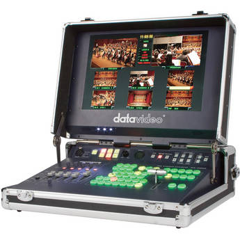Datavideo HS-2000 Hand Carried Studio with an HDMI Multiview Output