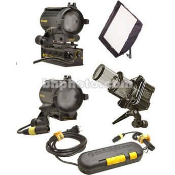 Dedolight Basic Compact 3-Light Kit
