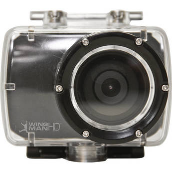 Delkin Devices WingmanHD Waterproof 3 Ounce Action Camera