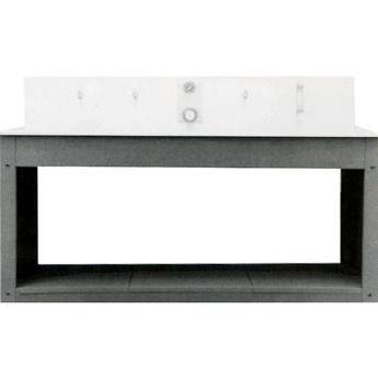 Delta 1 Stand & Shelf Set for Stainless Steel Sink