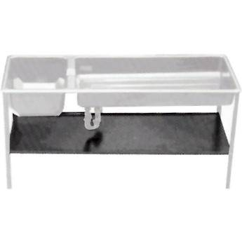 Delta 1 ABS Plastic Shelf for 64939 Stand (8 Foot Commercial Sink)